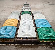 Barge by Sean Balanger