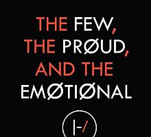 The Few, The Proud, and the Emotional by swangs