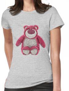 Lotso Huggin bear  Womens Fitted T-Shirt