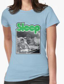 Sleep Womens Fitted T-Shirt