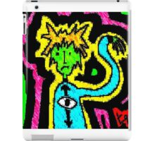 """""""Reality Tripping (Cooked)"""" by Richard F. Yates iPad Case/Skin"""