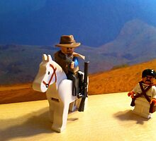 The Good The Bad and The Ugly by IanWeston