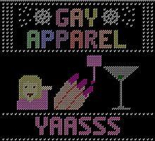 Don we now our gay apparel by tibrado