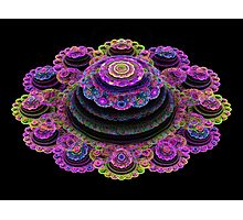 Floral Centerpiece Photographic Print