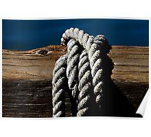Lahaina rope Poster