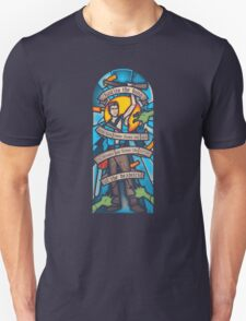 Stained Ash Window (TeeFury Edition) T-Shirt