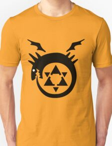 FullMetal Alchemist Uroboro [black] Unisex T-Shirt
