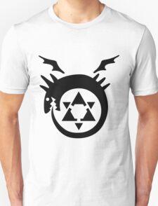 FullMetal Alchemist Uroboro [black] T-Shirt
