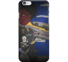 "Brittney "" Fighter Pilot"" iPhone Case/Skin"