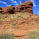 Watarrka National Park by Kymbo