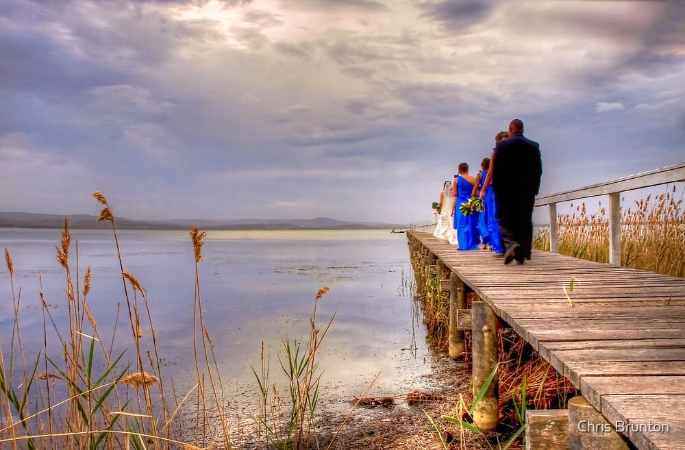 Wedding march by Chris Brunton