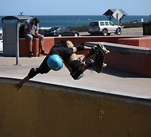 Backside Melon Air by reflector