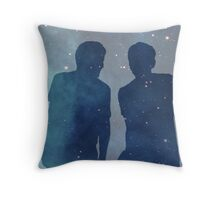 Galaxy Phan Throw Pillow
