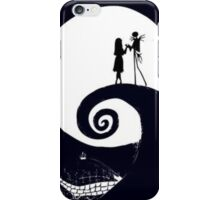 Nightmare Before Christmas  iPhone Case/Skin
