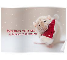 Merry Christmas to you all! Poster