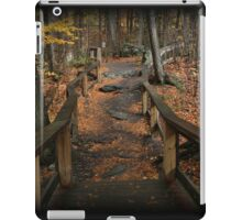 Childs Autumn Hike iPad Case/Skin