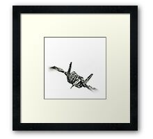 Beautiful Pain...III Framed Print