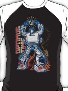 Optimus Time T-Shirt