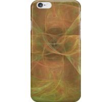 Veils of Yellow and Orange iPhone Case/Skin
