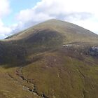 Slieve Donard-Northern Ireland's Highest Mountain by DES PALMER