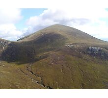 Slieve Donard-Northern Ireland's Highest Mountain Photographic Print