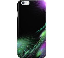 Swirling Fireworks iPhone Case/Skin