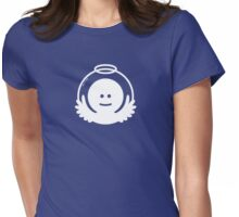 Christmas Angel Avatar Womens Fitted T-Shirt