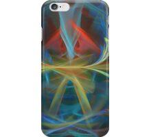 Skewed Rainbow iPhone Case/Skin