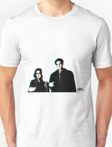 Scully & Mulder ~ no background T-Shirt