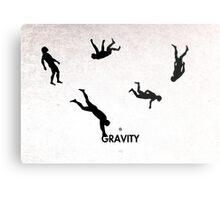 99 Steps of Progress - Gravity Metal Print