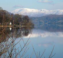 Lake Coniston, Lake District by Rebecca Mason