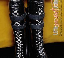 x boots by deviantdolls