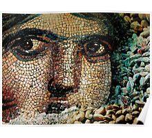Mosaic Eyes (Athens, Greece) Poster