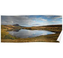 The Storr and Loch Fada Poster