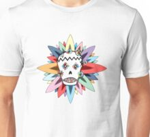 The Day of the Dead Colours T Shirt Unisex T-Shirt