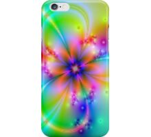 Rainbow Emanations iPhone Case/Skin