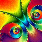 Rainbow Butterfly by pjwuebker