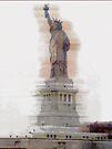 Lady Liberty #2 by Benedikt Amrhein