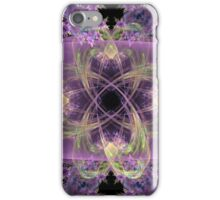 Purple Spring iPhone Case/Skin