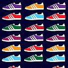 United Colours of Sneakers by modernistdesign