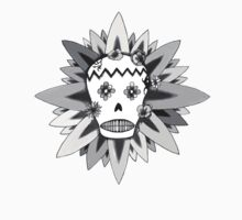 The Day of the Dead Greyscale by Fangpunk