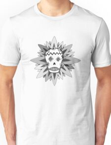 The Day of the Dead Greyscale T-Shirt