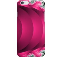 Pink Splash Abstract iPhone Case/Skin