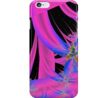 Pink Octopus Abstract iPhone Case/Skin