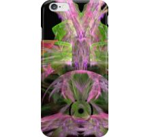 Pink Feathers CD iPhone Case/Skin