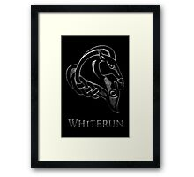 Whiterun Framed Print