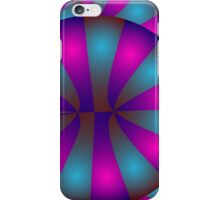 Pink and Blue Donuts iPhone Case/Skin