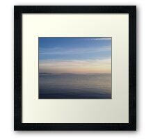 Tranquil Galway Bay Framed Print