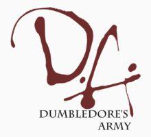 Dumbledore's Army by Shahram Saadat
