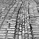 Cobblestone lines by Esther  Molin